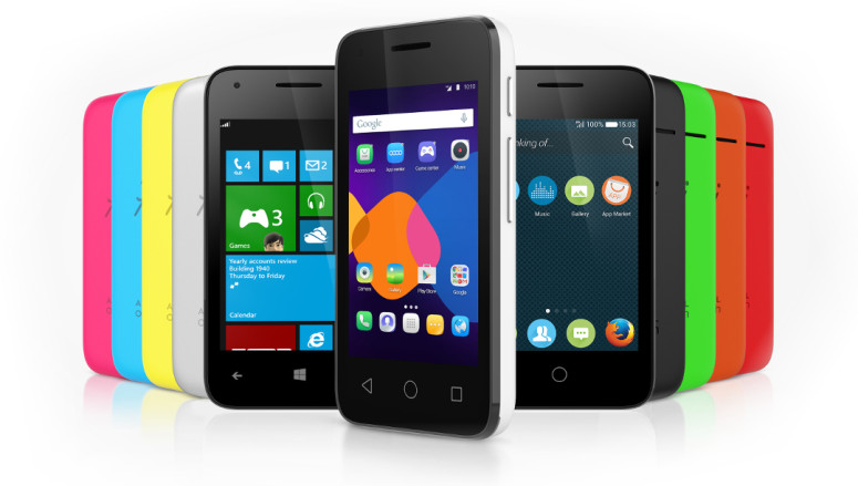 Alcatel-OneTouch-PIXI-3-Android Phones In Nigeria