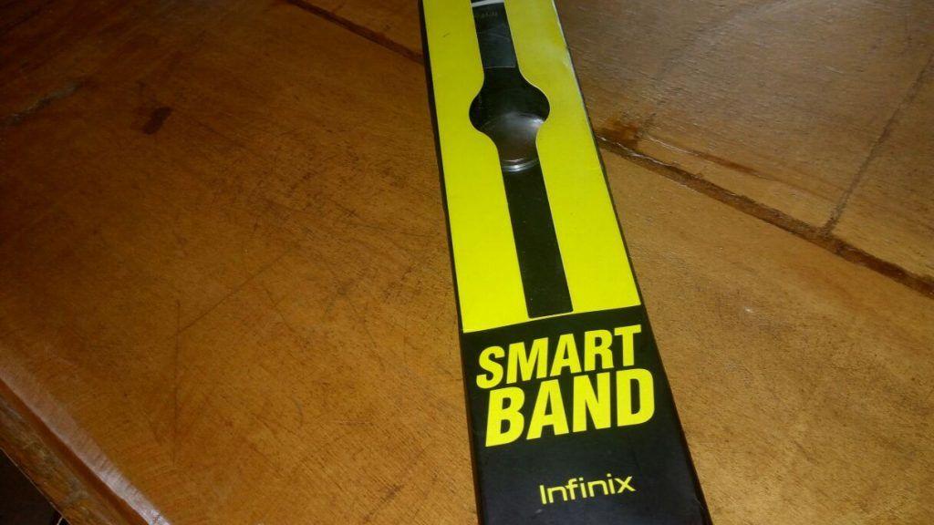 Infinix smart band