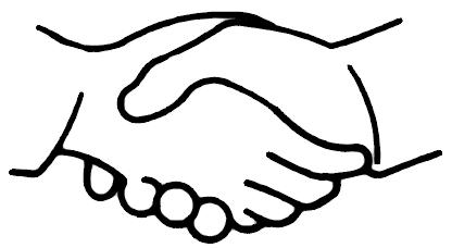 handshake-clipart-handshake_simple_BW